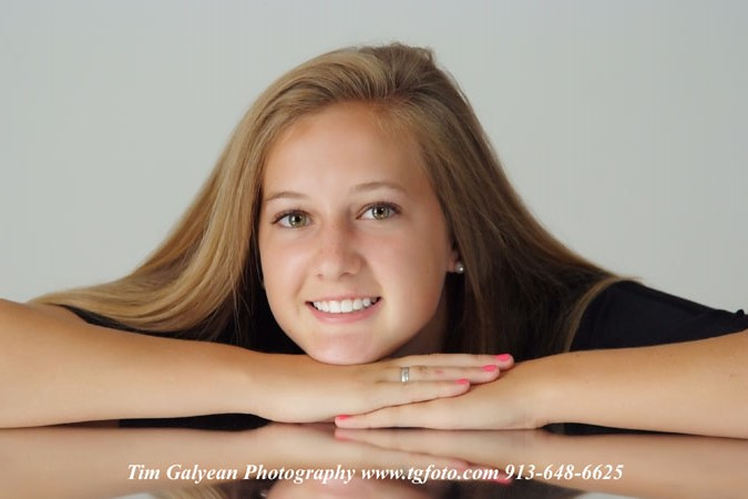 Kansas City Blue Springs Lees Summit senior pictures portraits