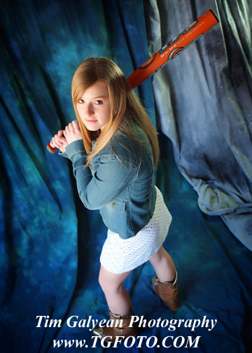 Olathe East Senior pictures portraits outdoor indoor location sessions softball girls
